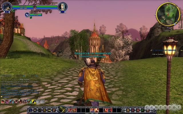 Lord Of The Rings Online Website